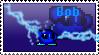 .:Commission:. Bob Stamp! by Kokiri-Kidd