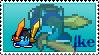 .:Commission:. Ike Stamp! by Kokiri-Kidd