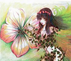 Flower Girl by Furby0305