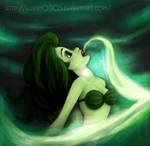 Ariel losing her voice