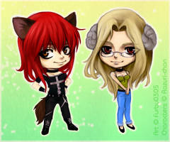 Gift for Razuri-Chan by Furby0305