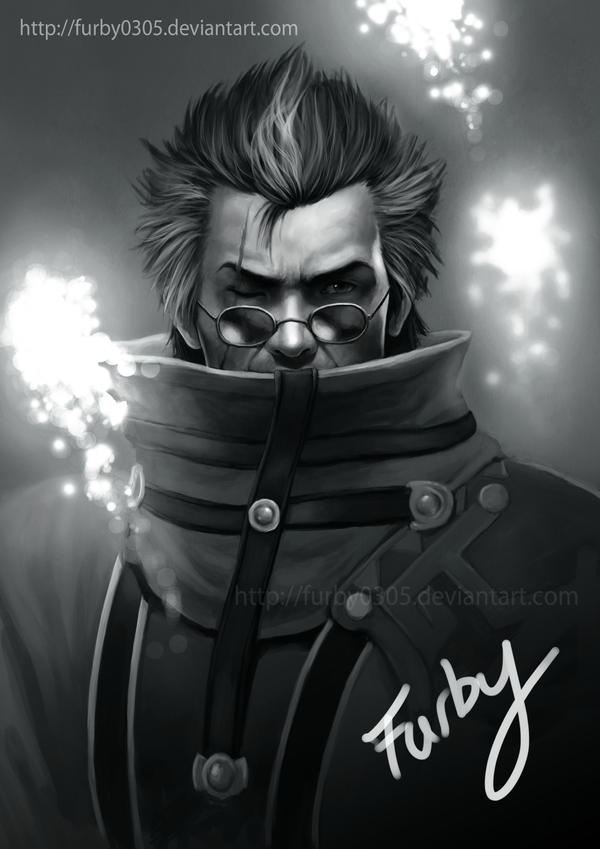 Auron by Furby0305