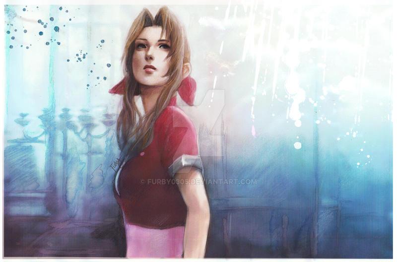 Aerith by Furby0305
