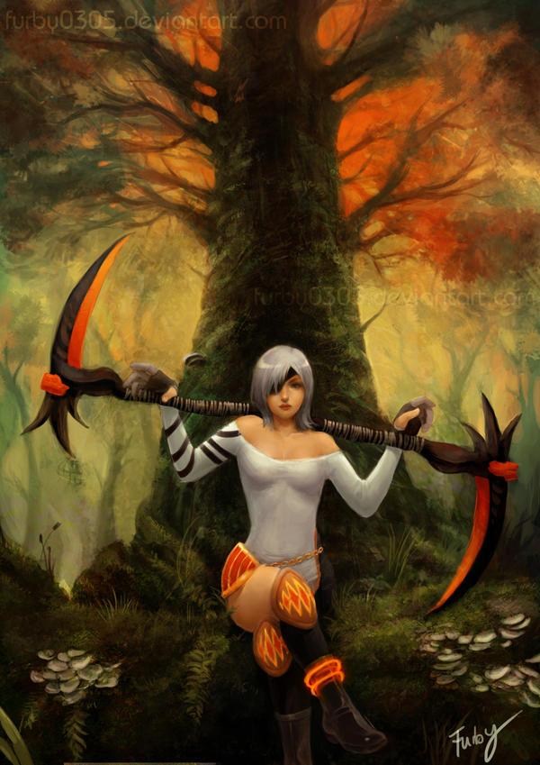 Lady Lilith by Furby0305