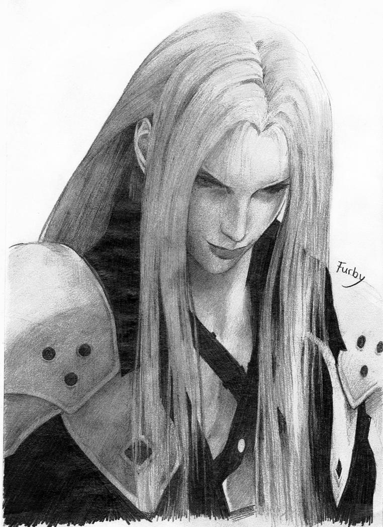 Sephiroth by Furby0305
