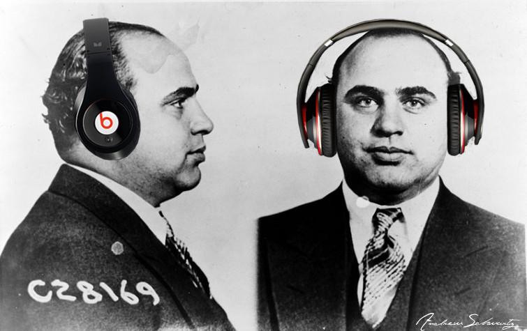 Al Capone by acvschwartz