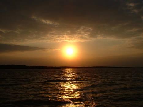 Florida Shining Sunset