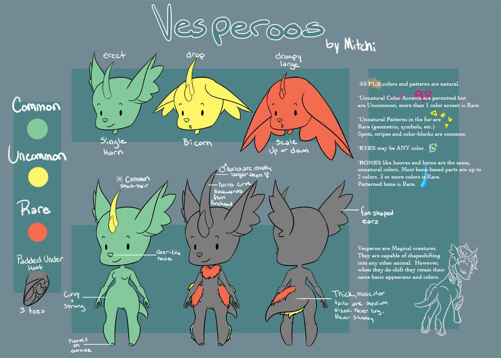 Vesperoo Info Sheet! by Lovebuck