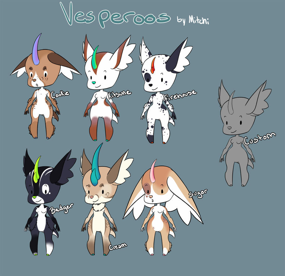 Vesperoo Batch 1 by Lovebuck