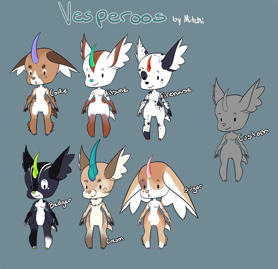 Vesperoo Batch 1 by Lovebuck