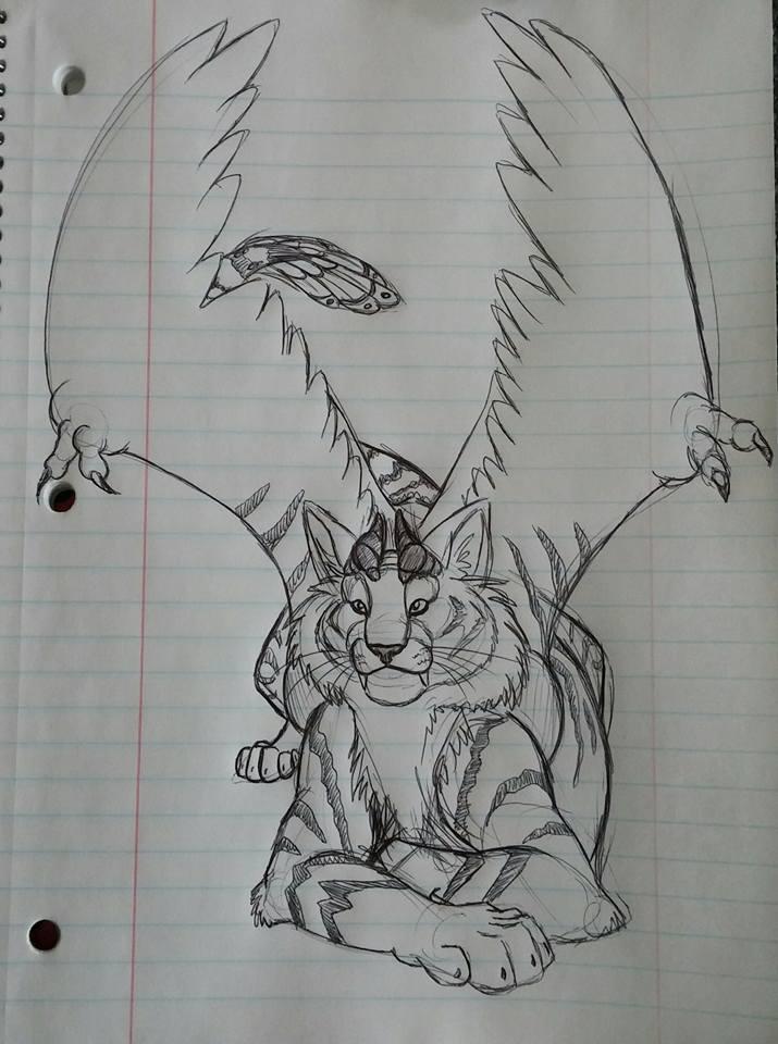 Sabor 2015 Sketch by Saborcat