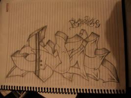 graffiti by mattdiflorio