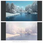 Winter love action - 4 -