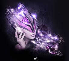 Beautiful Synapse Girl by duelord