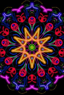 Digital Mandala 1