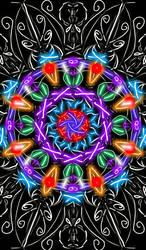 Digital Mandala 2