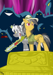 MLP:fim - Daring Do into another quest