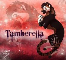 Tamberella- by DJ88