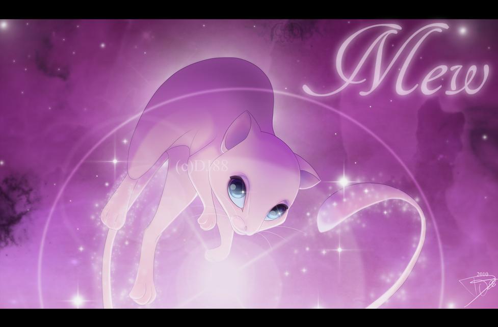 Mew by DJ88