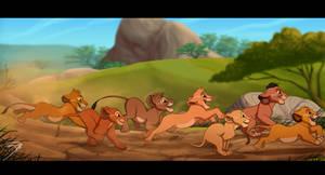 Cub Race