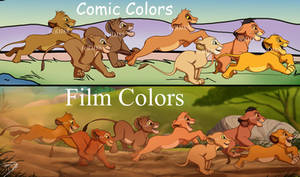 color compairing