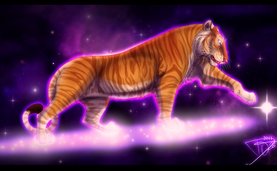 Space Liger by DJ88