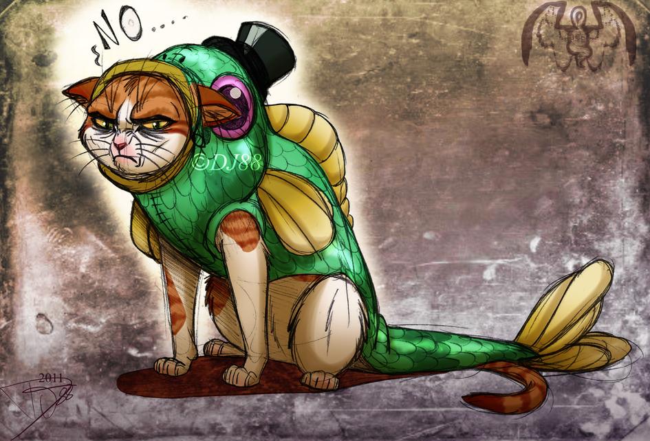 No Cat by DJ88