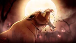 A Haunting Midnight Roar