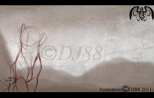 Random Lioness Animation by DJ88