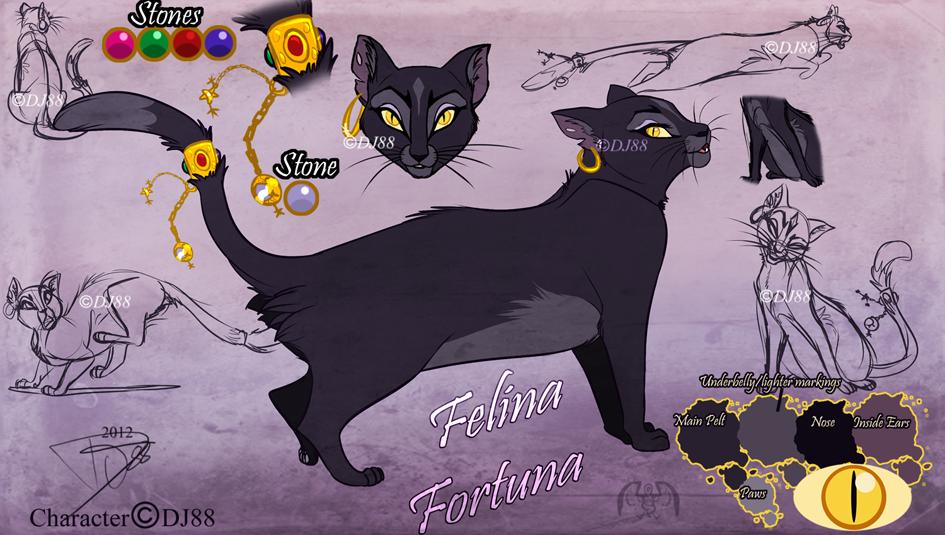 Felina Fortuna by DJ88