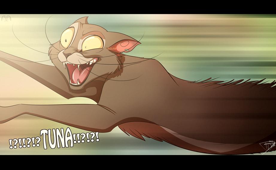 Tuna Cat 2 by DJ88