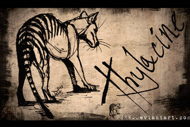 Thylacine Pen by DJ88