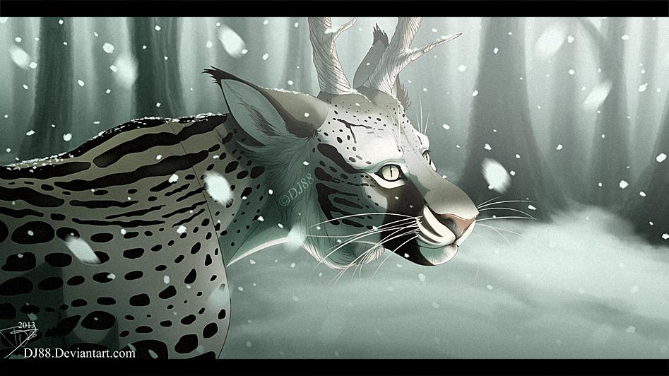 Snowy Stroll by DJ88
