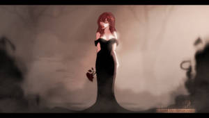 Vampiress- After the Song for a Rose-