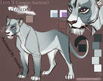 Ghost Eye -Lioness Auction- CLOSED