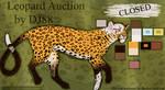 Leopard Auction -CLOSED-