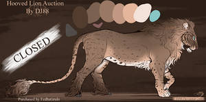 Hooved Lion Auction1 -closed-