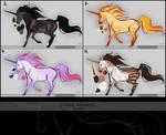 $35 Unicorns Batch 1 by DJ88