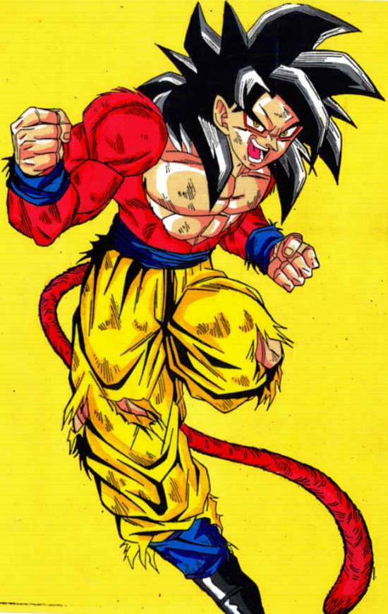 goku super sayayin 7: