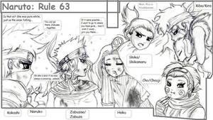 Naruto Rule 63 scribbles1 by PritzPritz