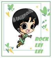 NarukoSD: Rock Lei Lei by PritzPritz