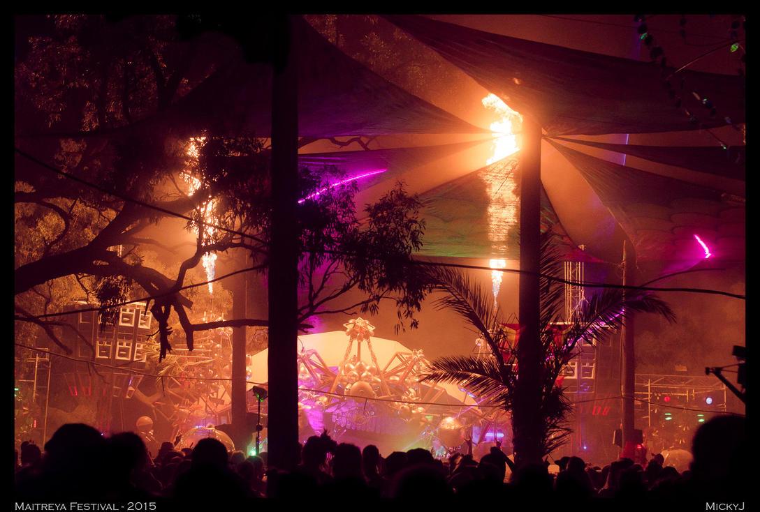 Maitreya Festival - 2015 by Mickyjftw