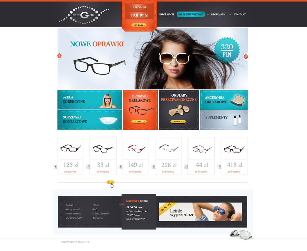 Shop template by dexx27