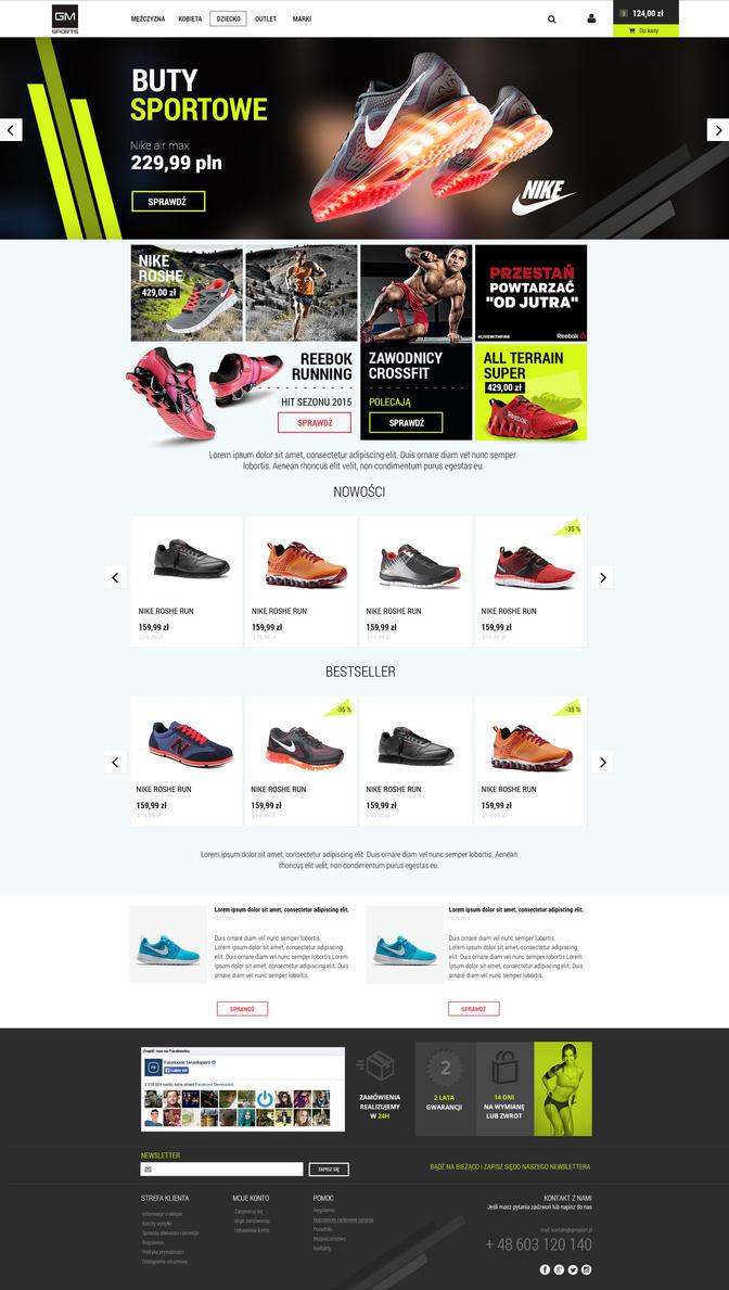 Shoe store by dexx27