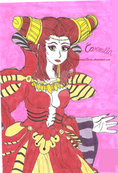 Carmilla the Blood Countess by VampiresaQueen