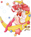 ChibiMoon forever in my heart by JourneyToTheWestAgai