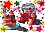 Inuyasha's Cake Time to Gio
