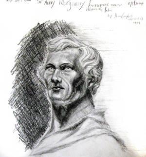 2 Hour Sketch: Nobleman