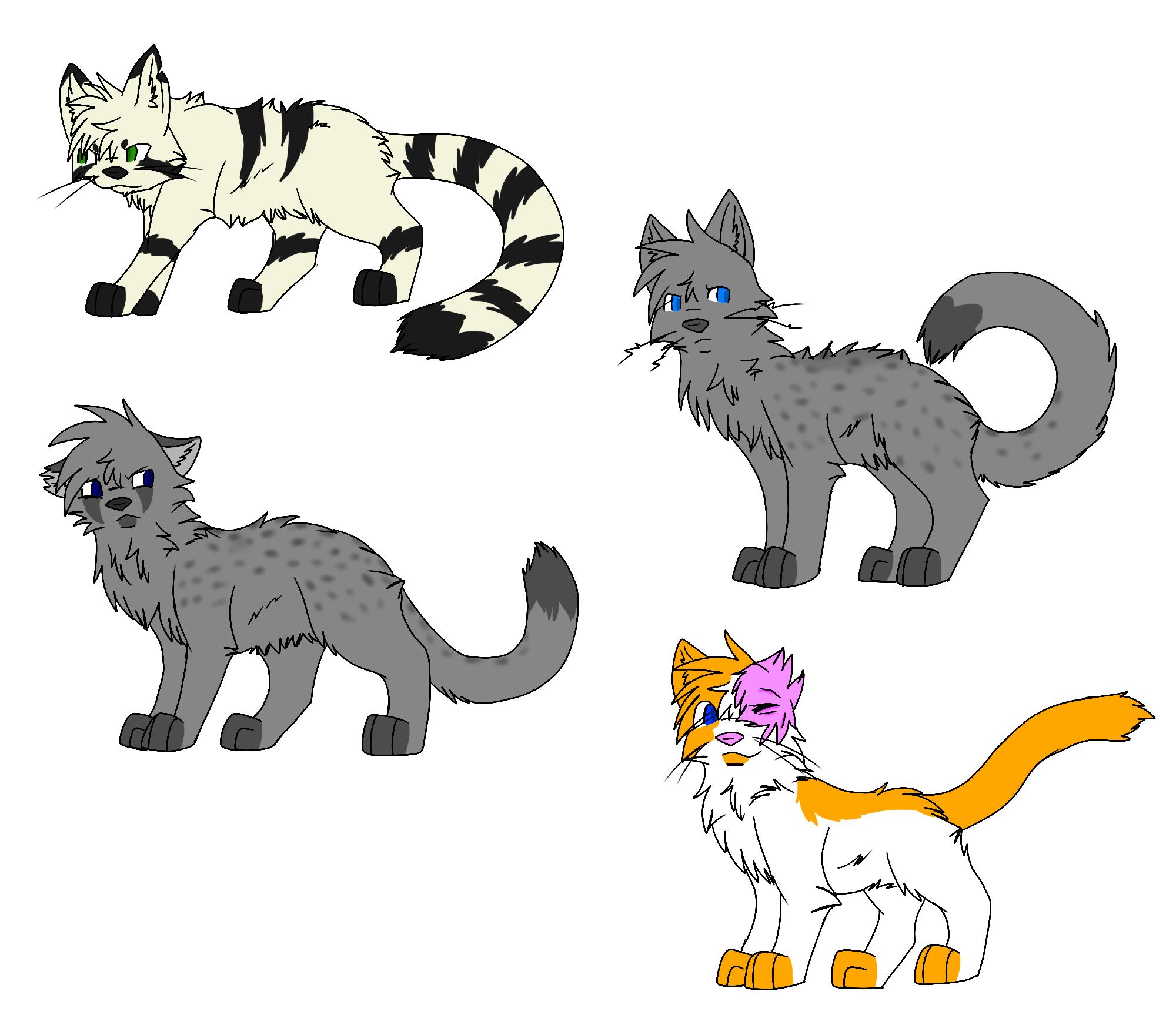 Warrior Cats Base Love