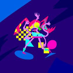 Mono by Slimey-Boo